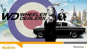 Embarquez pour un tour du monde avec Wheeler Dealers
