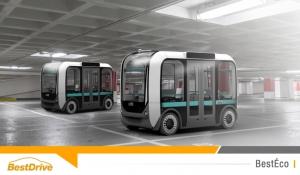 Olli, le petit bus électrique autonome