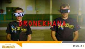 Vivez la première édition de Dronekhana comme si vous y étiez