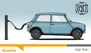 N'envoyez pas votre vieille voiture à la casse : électrifiez-la !