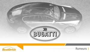 Galibier : bientôt une berline Bugatti ?