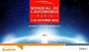 Mondial de l'Auto 2016 : le reportage photos !