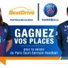 Tentez de gagner vos places pour les matchs du Paris Saint-Germain Handball !