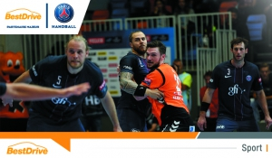 Le Paris Saint-Germain Handball s'impose à Schaffhausen