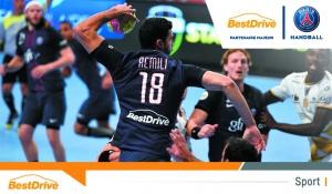 Le Paris Saint-Germain Handball confirme son statut de leader