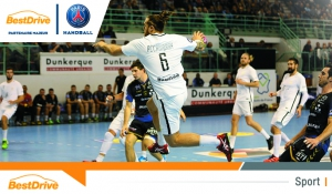 Belle victoire du Paris Saint-Germain Handball face à Dunkerque