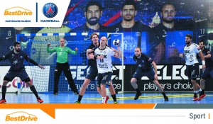 Le Paris Saint-Germain Handball garde la main face à Flensburg