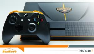 Microsoft lance une Xbox One S Lamborghini Centenario