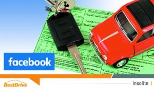 Une compagnie anglaise calcule votre prime d'assurance auto en fonction de votre activité Facebook