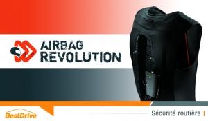 Spécial moto : testez gratuitement un nouveau gilet airbag autonome