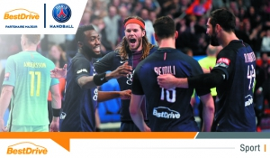 Le Paris Saint-Germain Handball reste ferme face à Barcelone