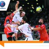 Le Paris Saint-Germain Handball vainqueur contre Caen