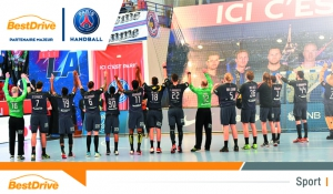 Le Paris Saint-Germain Handball écrase Ivry