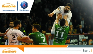 Le Paris Saint-Germain Handball tient bon face à Nîmes !