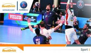 Le Paris Saint-Germain Handball garde le rythme face à Veszprém
