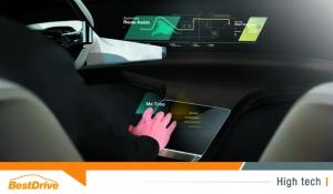 HoloActive Touch : BMW se lance dans les hologrammes