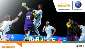 Le Paris Saint-Germain Handball s'incline face à Nantes