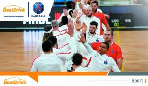 Face à Saran, le Paris Saint-Germain Handball impose son style