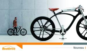 Le vélo électrique de demain est design et ultra léger