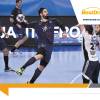 Le Paris Saint-Germain Handball s'impose face à Silkeborg