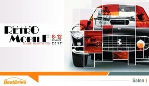 En direct du salon Retromobile 2017 (reportage photos)