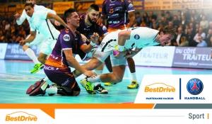 Victoire écrasante du Paris Saint-Germain Handball face à Sélestat