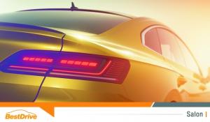 Volkswagen Arteon : la berline haut de gamme sera dévoilée à Genève (photos)