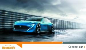 Découvrez le concept car Peugeot Instinct dans les moindres détails (photos)
