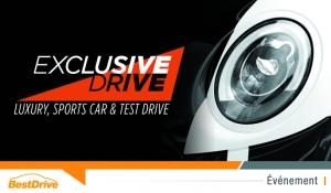 MINI dévoile un modèle unique à l'occasion d'Exclusive Drive 2017