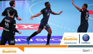 Le Paris Saint-Germain Handball écrase Kiel à domicile
