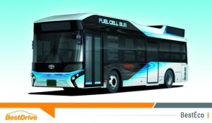 Le premier bus à hydrogène Toyota va circuler à Tokyo