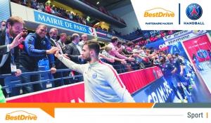 Paris Saint-Germain Handball : aucun problème face à Toulouse !