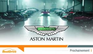 Aston Martin prépare sa pendaison de crémaillère