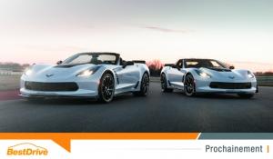 Une édition spéciale Carbon 65 pour les 65 ans de la Corvette