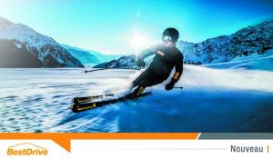 Pirelli part au ski avec Blossom