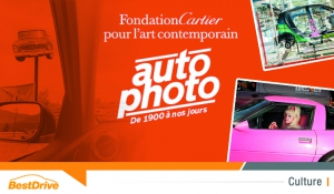 Idée sortie : expo Auto Photo à la Fondation Cartier pour l'art contemporain