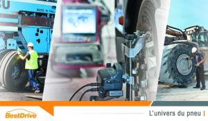 L'entretien des véhicules professionnels industriels