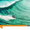 Incroyable : Robbie Maddison fait du surf avec une moto !