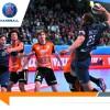 Le Paris Saint-Germain Handball se qualifie pour la ½ finale de Coupe d'Europe !