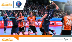 Le Paris Saint-Germain Handball se qualifie pour la ½ finale de Coupe d'Europe !