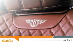 Bentley veut habiller ses voitures de cuir vegan