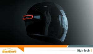 Cosmo Connected lance le premier feu stop connecté pour motards