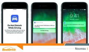 Avec le nouvel iOS, passez votre téléphone en mode voiture lorsque vous êtes au volant