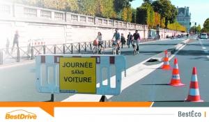 Journée sans voiture à Paris : l'édition 2017 sera d'une ampleur sans précédent