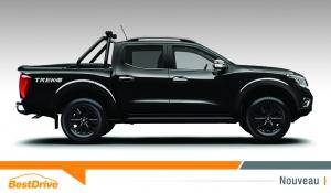 Nissan Navara série limitée Trek-1° : 2e édition