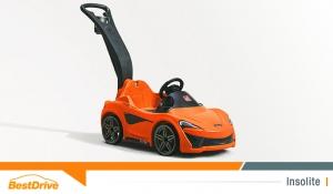 Une McLaren 570S Spider pour les tout-petits