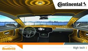 Continental veut supprimer les haut-parleurs de nos voitures