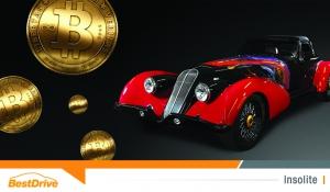 Payez votre nouvelle voiture en Bitcoins !