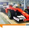 Une vraie Ferrari SF70H de F1… En Lego !