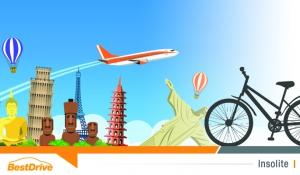 Le tour du monde en 80 jours et à vélo !